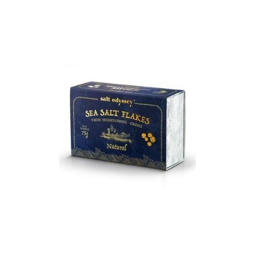 2Salt Odyssey Sea Salt Flakes Natural